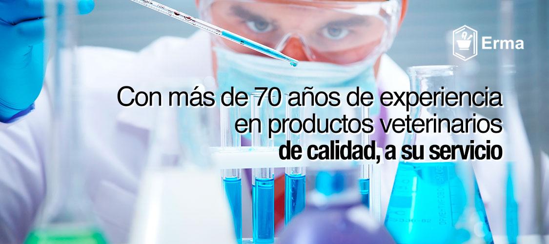 laboratorio farmacéutico veterinario