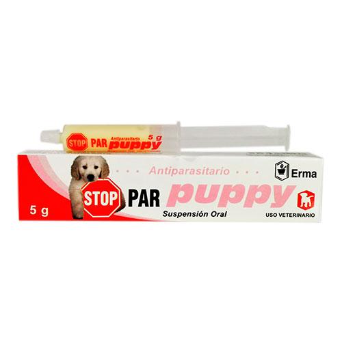 Stop PAR PUPPY